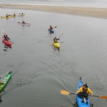 Recreational Paddling Background