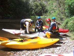 Big River rest stop