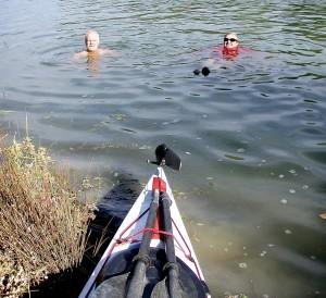 Loch 9 swim