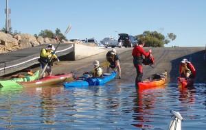 St.Kilda boat ramp
