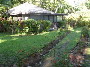 A bure of Papagena Resort